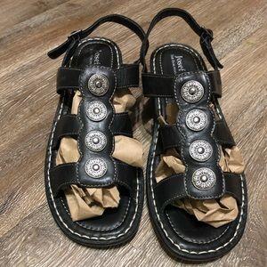 Josef Seibel sandal heels 👠